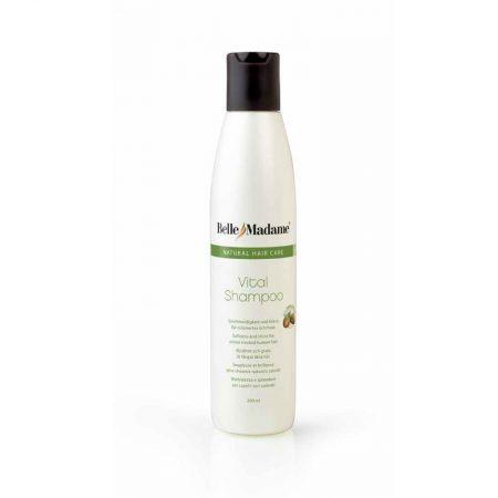 Vital-Shampoo für Echthaar – Belle Madame